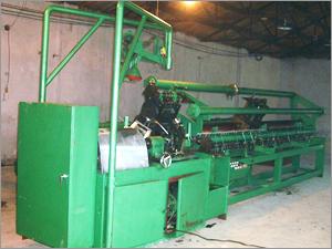 Automatic Diamond Mesh Machine (Mechanical)
