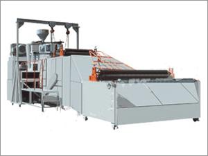 Plastic Flattening Machine