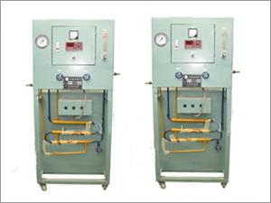 Stainless steel wire annealing machine