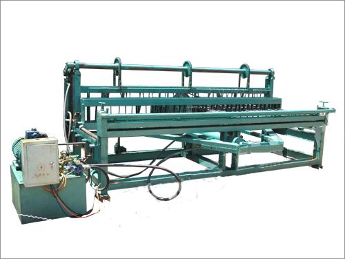 Semi-Automatic Crimped Wire Machine (Hydraulic)