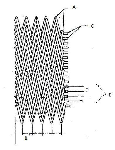 Double Balance Weave Conveyor Belt