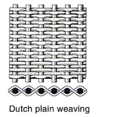 Dutch Wire Mesh