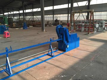 Automatic CNC wire straightening machine, steel wire straightening and cutting machine, steel wire and other metal wire straightening and cutting machine