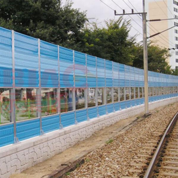 Communityfactory acoustic barrier