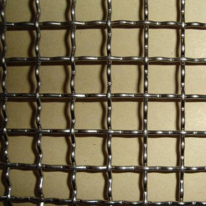 New Fashion Design for Hexagonal Steel Wire Mesh - Crimped Woven Wire Mesh Screen – Fuhai