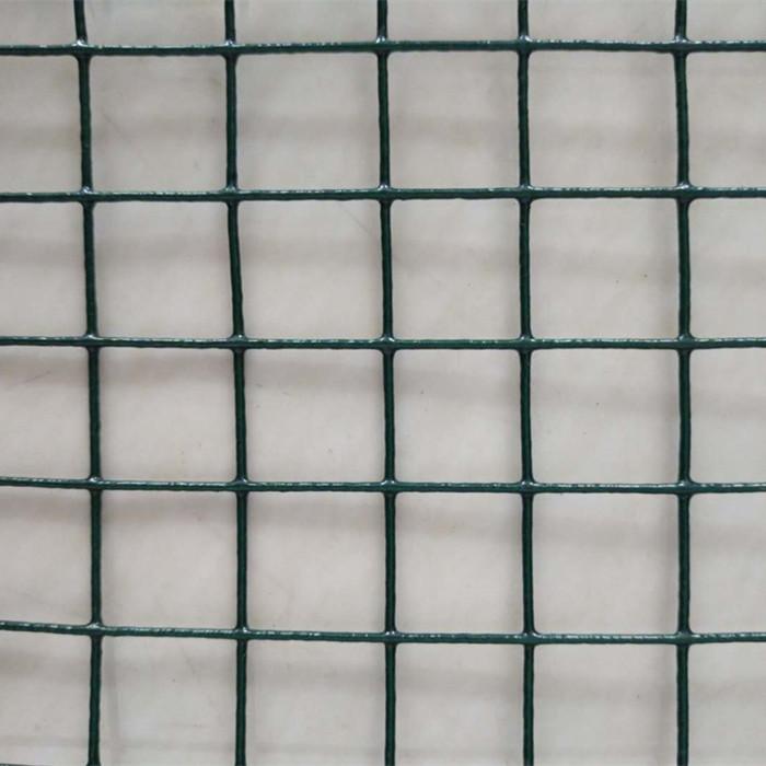 Dark Green PVC Coated Welded Wire Mesh