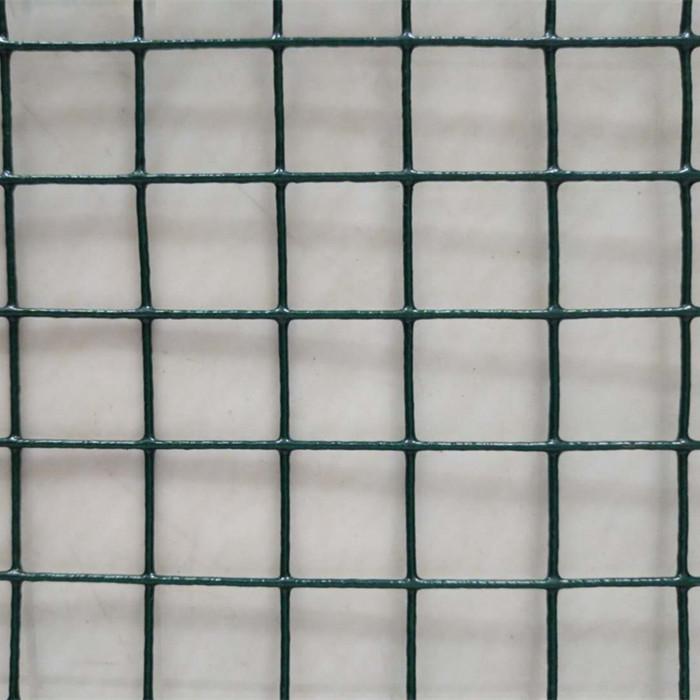 Vinyl Coated Welded Wire Mesh Fencing