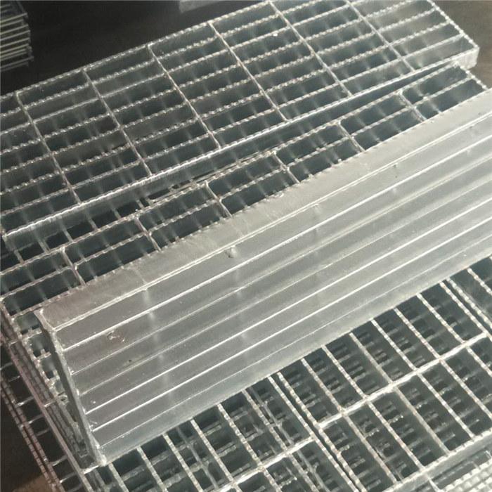Bottom price Galvanized Wire For Grape Trellis - Hot-dip Galvanized Steel Grating Outdoor Stair Treads – Fuhai