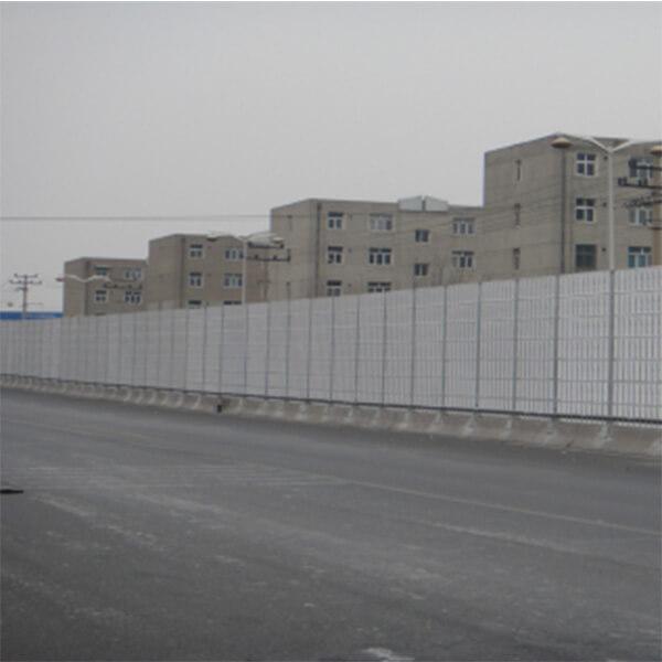 School Soundproofing Fence(LRM)